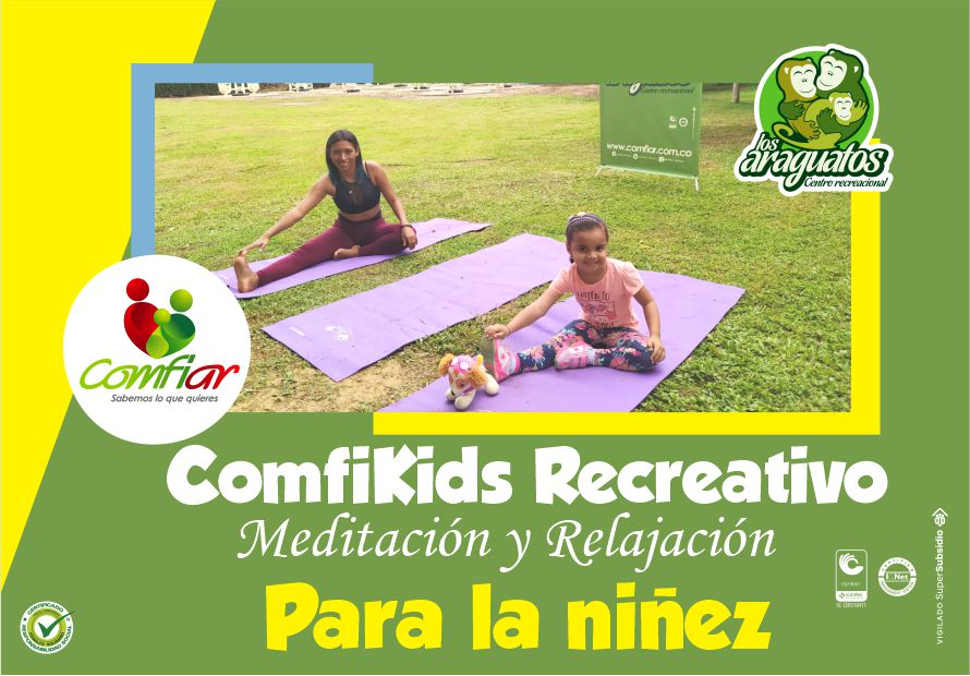 En Agosto Comfikids Recreativo